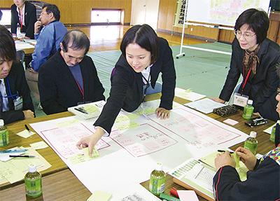 地域連携に熱い議論