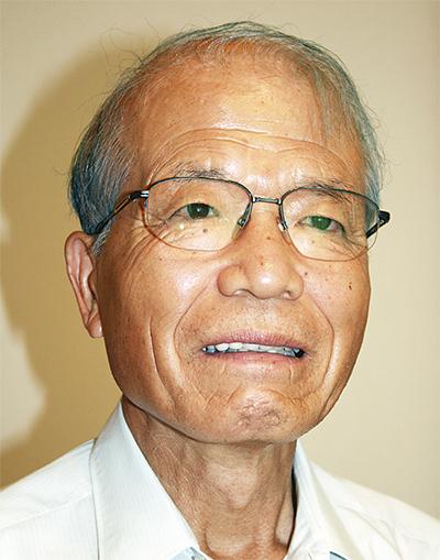井田慶次(よしつぐ)さん