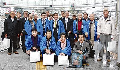 青申会が制度PR