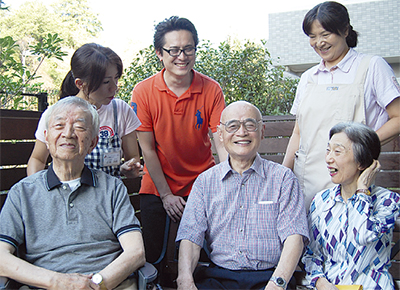 入居一時金0(ゼロ)円の介護施設が27日(日)、入居説明会