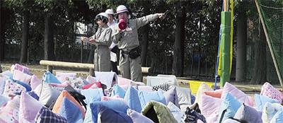 震災から子どもを守る