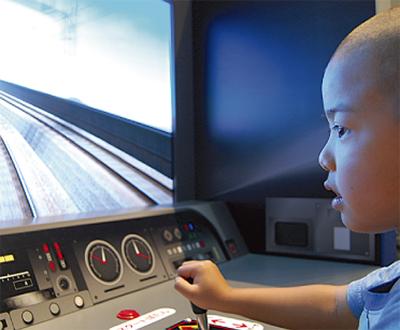 新幹線  運転できる?
