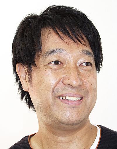松橋  豊さん