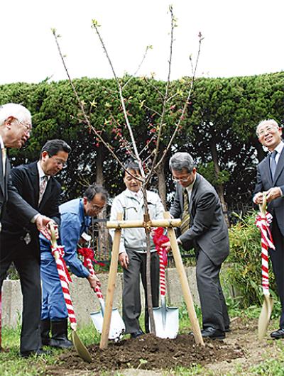 桜のまち大倉山へ