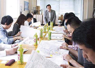 大倉山で町内会加入促進