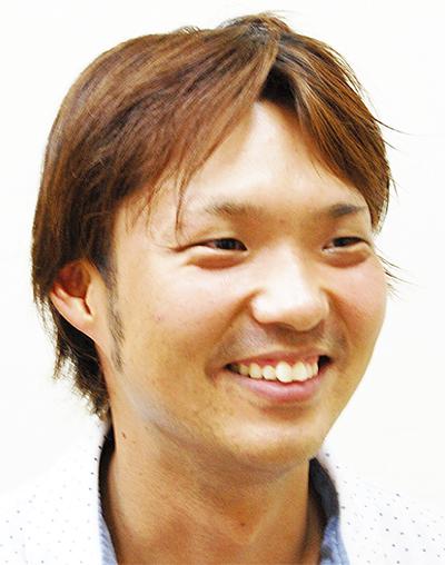 濱村 輝男さん