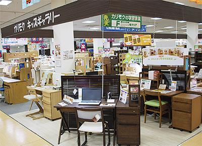 学習机が県下最大級の150台