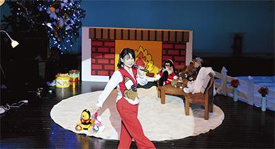歌で楽しむクリスマス