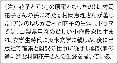 小机縁(ゆかり)の翻訳家 連ドラに
