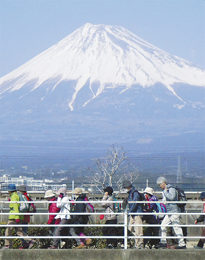 富士山一周ドリームウォーク