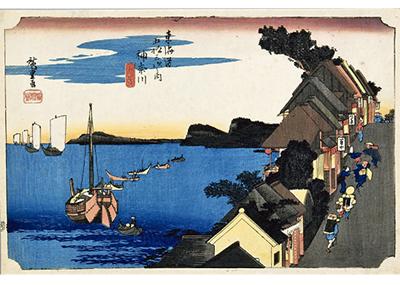 「ハマの東海道」に焦点