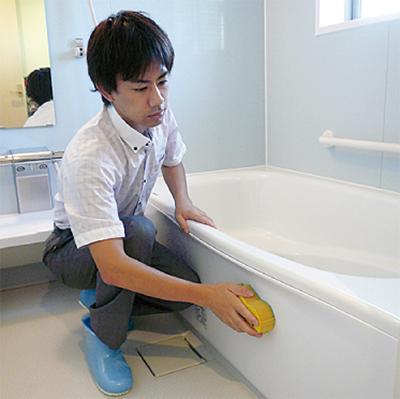 浴室、エアコン掃除セットがお得