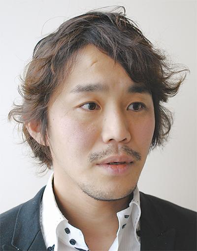 橋本 亮介さん