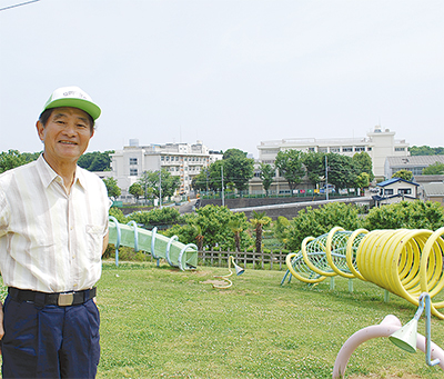 緑化推進に国交大臣表彰