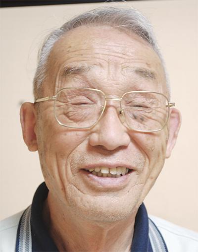 武田信治(のぶはる)さん