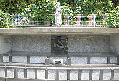 15万円の永代供養墓