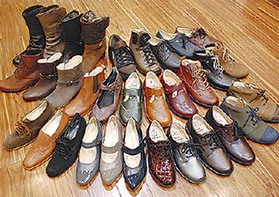 健康は良い靴から