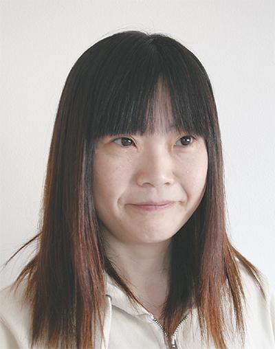 谷口 鳥子さん(本名 谷口 美穂)