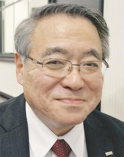 富山 辰夫さん