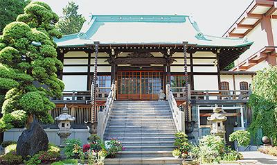 東照寺で縁結びの会