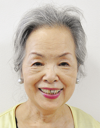 萩原 喜久子さん