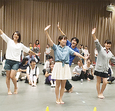 綱島舞台のミュージカル