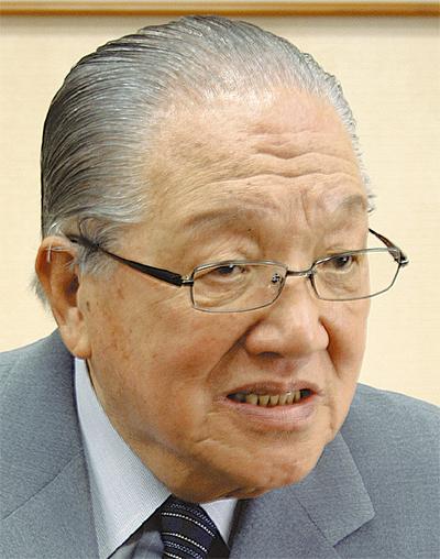 藤木 幸夫さん   70周年を迎える...
