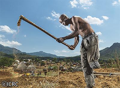 紛争の現状知る写真展