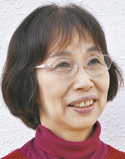 田中 佐知子さん