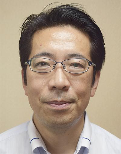 横谷 邦昭さん