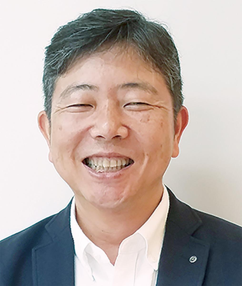 菅原祐一さん(48)23代会長柏倉建設株式会社