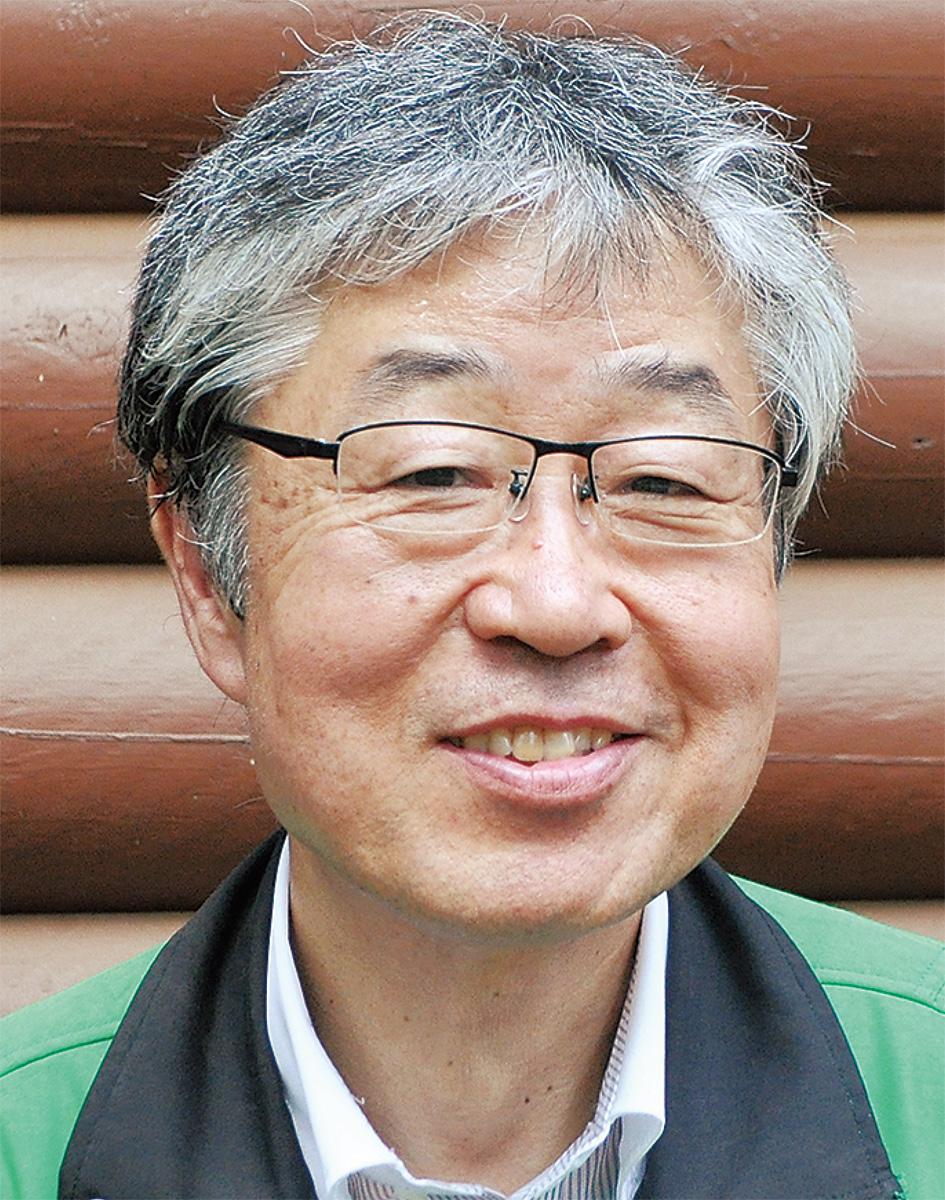 高橋 芳伸さん