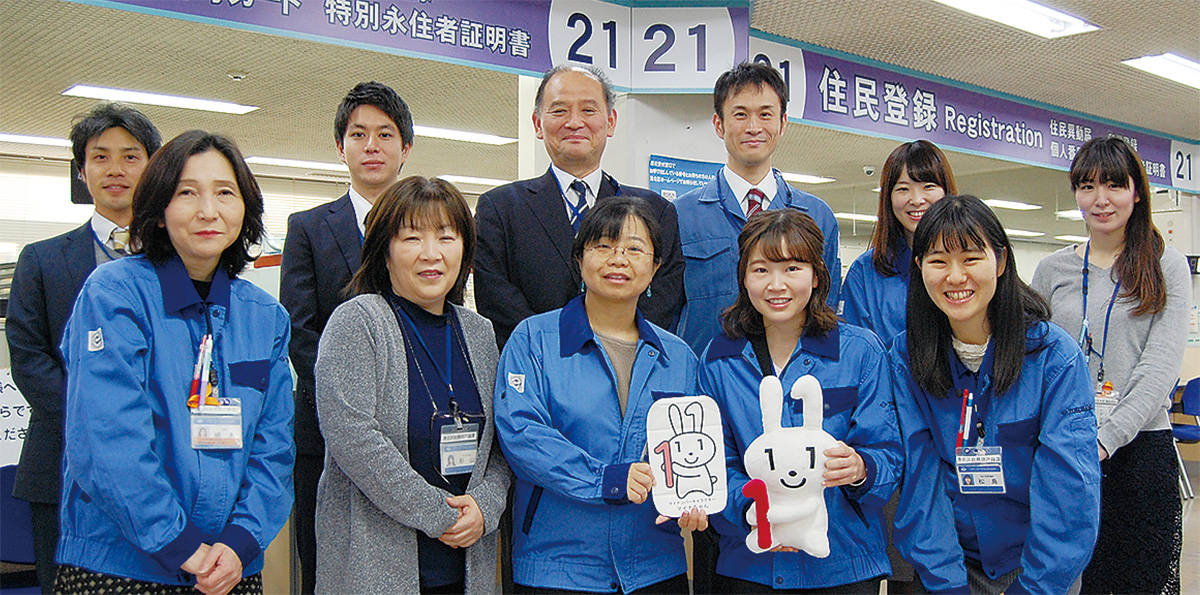 チーム横浜 市長賞受賞
