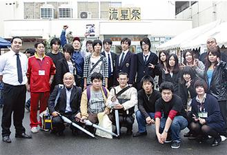 仙台、郡山校舎の生徒を招いての開催