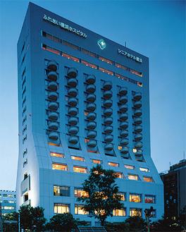 関内駅徒歩2分のシニアホテル横浜