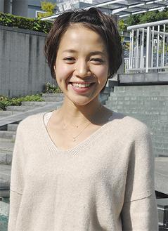 女子フルマラソンで優勝した鈴木さん