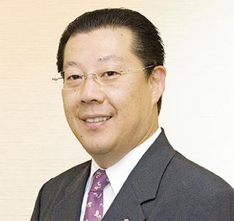 講師を務める山本社長