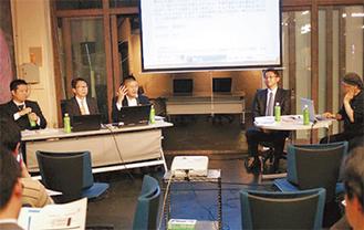 市民参加型の財政研究会