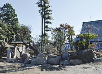 極楽浄土を再現した庭園