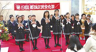 夢のつづきを合唱する都筑少年少女合唱団