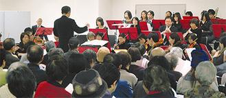 新春恒例のクラシックコンサート