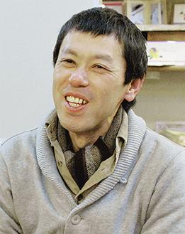 訪問介護ヘルパーとして働く吉川さん