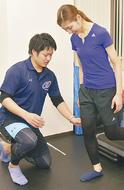 正しい運動で予防に特化