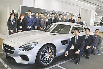 豊富な車種の中から、あなたにぴったりの一台を。信頼の100年企業「ヤナセ」は、購入後もずっと安心を約束。