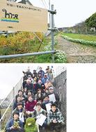 中川に緑地が誕生