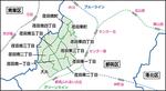 (※)7区から8区に変更されたエリア