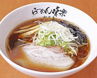日本三大昆布「利尻昆布」をふんだんに使った「焼き醤油らーめん」は旨味が凝縮した極上スープ
