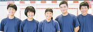 5人がJOC県選抜入り