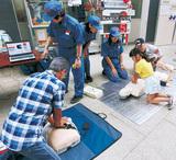 防災・救急について学ぶ