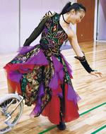 山本さん(川和中3年)が優勝